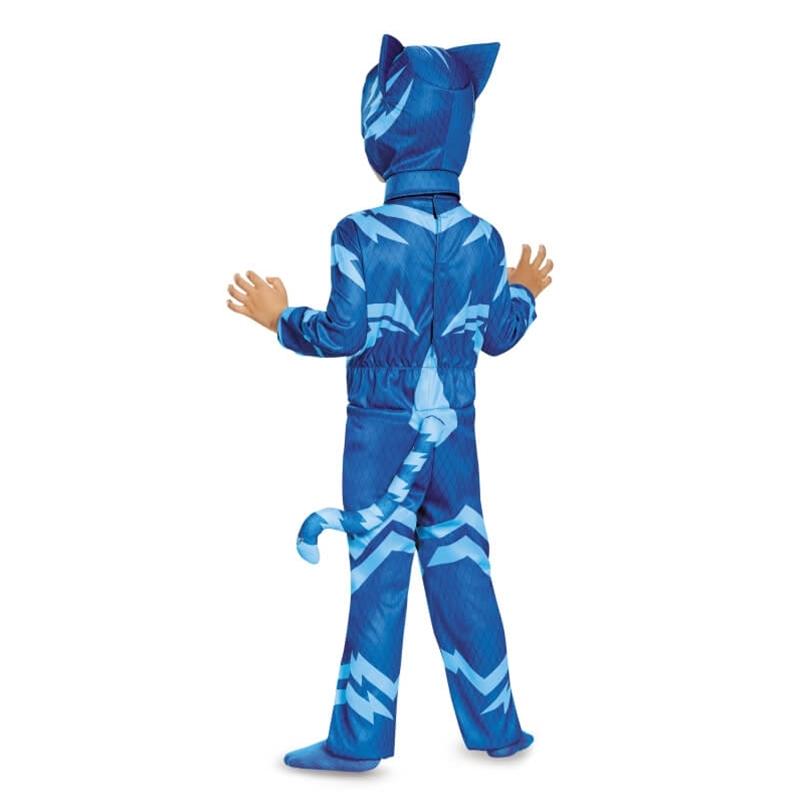sc 1 st  The Costumer & PJ Masks Catboy Toddler Costume