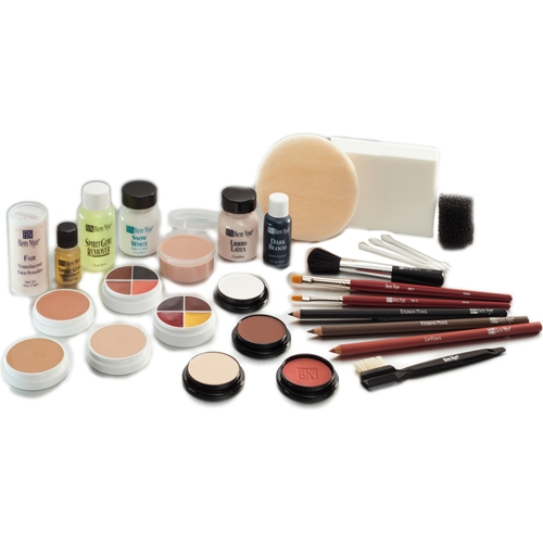 Ben Nye Theatrical Makeup Kit (TK-1 - TK-13)