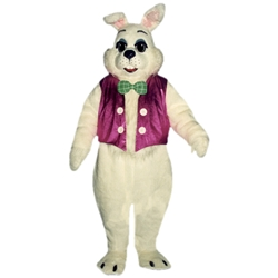 Bunny with Vest 1 Mascot - Sales