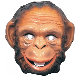 Monkey Mask / Chimp Mask