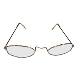 Oval Wire Frame Glasses