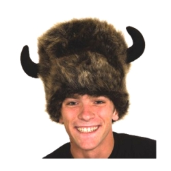 Furry Bison Hat