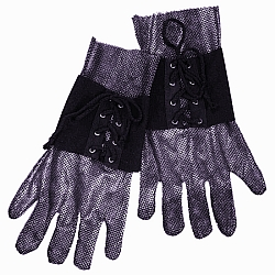 Medieval Chain Mail Knight's Gloves