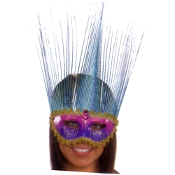 Mask with Laser Fringe