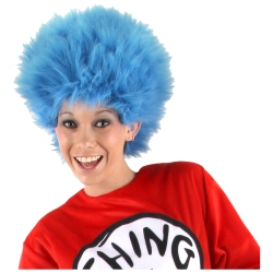 Dr. Seuss Thing 1 or 2 Wig