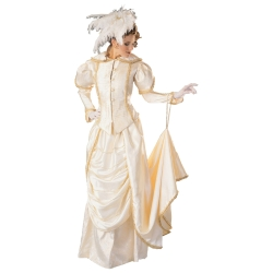 Victorian Dress Deluxe Adult Costume