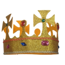 Glitter Royal Crown