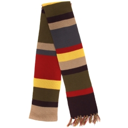 Dr. Who 4th Doctor 6' Scarf