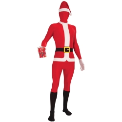 Disappearing Santa Suit Adult Costume
