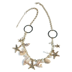Mermaid Star Necklace