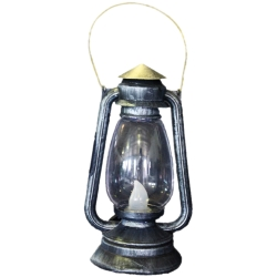 Old Fashion Light-Up Lantern