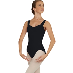 Adult Wide Strap Tactel Leotard – Capezio® TC0001