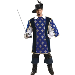 Musketeer Deluxe Adult Costume