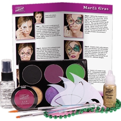 Mardi Gras Makeup Kit