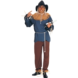The Wizard of Oz Scarecrow Plus Size Adult Costume