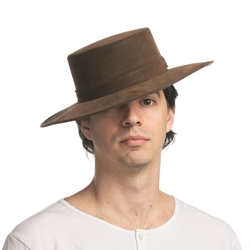 Brown Spanish Hat