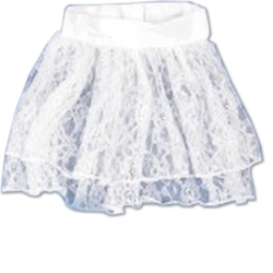 Deluxe Lace Jabot