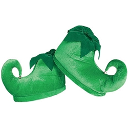 Deluxe Elf Shoes with Bell Toes