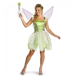 Tinker Bell Deluxe Adult Costume  sc 1 th 225 & The Costumer - Americau0027s #1 Source for theatrical seasonal and ...
