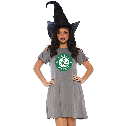 Basic Witch Sexy Adult Costume