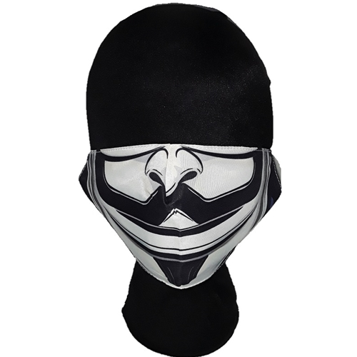 Anonymous V Face Mask
