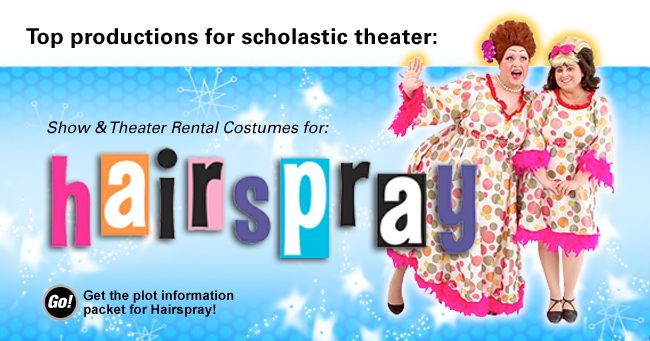 Hairspray Rental Costumes