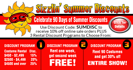 100 Days of Summer Discount Coupon Code SUMDISC