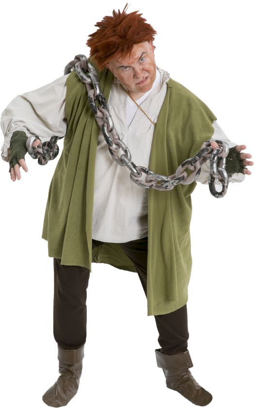 Rental Costumes for Hunchback of Notre Dame - Quasimodo