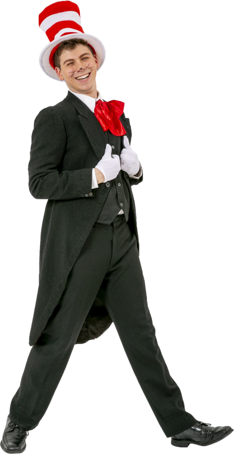 Seussical the Musical Rental Costumes Cat In the Hat