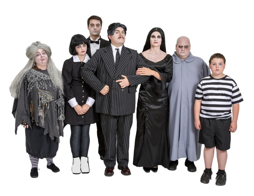 The Addams Family Costume Rentals