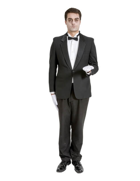 Rental Costumes for The Addams Family - Lurch