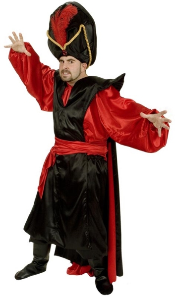 Rental Costumes for Aladdin Jr. - Jafar