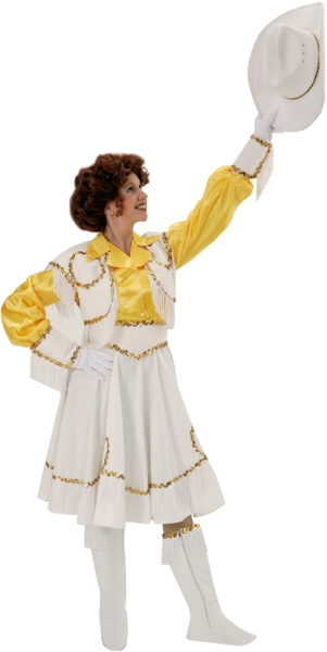Rental Costumes for Annie Get Your Gun - Annie Oakley