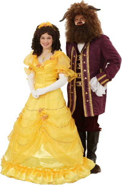 Beauty And The Beast Version 2 The Musical Version Costume Rentals