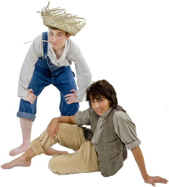 Rental Costumes for Big River - Tom Sawyer, Huckleberry Finn