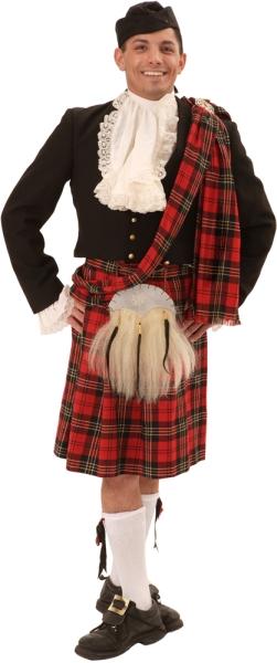Rental Costume for Brigadoon - Charlie Dalrymple
