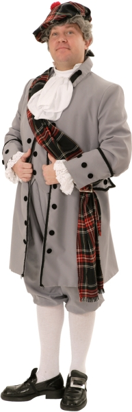Rental Costume for Brigadoon - Mr. Lundie