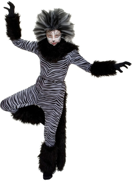 Rental Costumes for Cats - A Chorus Cat