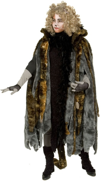 Rental Costumes for Cats - Grizabella