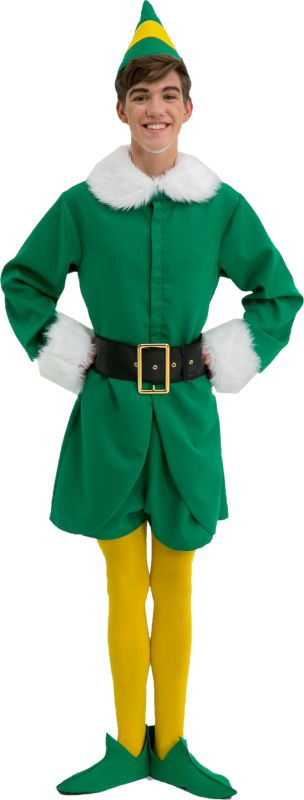 Elf the Musical Buddy the Elf