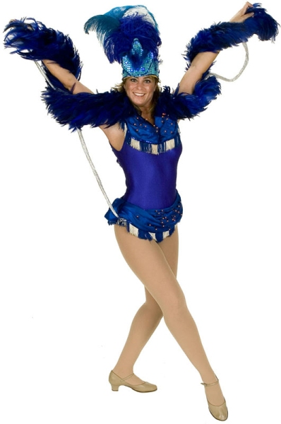 Rental Costumes for Gypsy - Electra