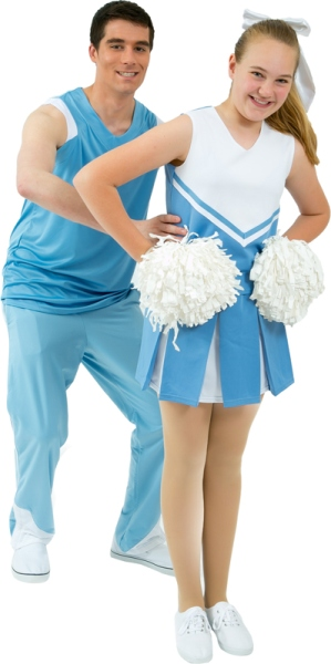 Rental Costumes for Legally Blonde - Cheerleaders