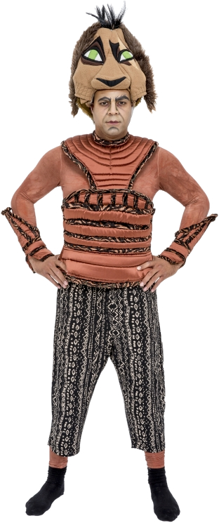 Rental Costumes For The Lion King   Scar