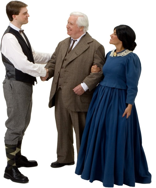 Rental Costumes for Our Town - George Gibbs, Mr. Frank Gibbs, Mrs. Julia Gibbs