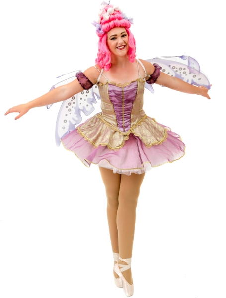 Adult Sugar Plum Fairy Costume 112