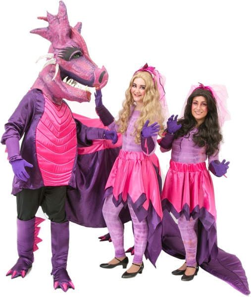 Rental Costumes for Shrek the Musical - Dragon  sc 1 st  The Costumer & Shrek Costume Rentals