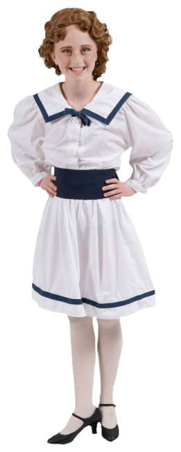 Rental Costumes for The Sound of Music Sailor Outfit