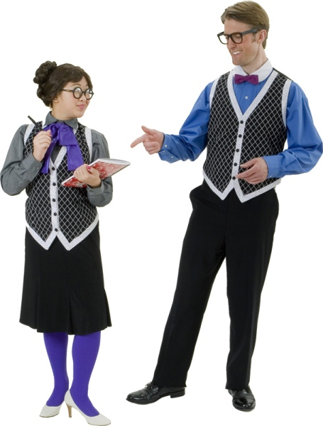 Rental Costumes for Thoroughly Modern Millie - Stenographers