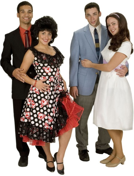 Rental Costumes for West Side Story - Bernardo, Anita, Tony, Maria