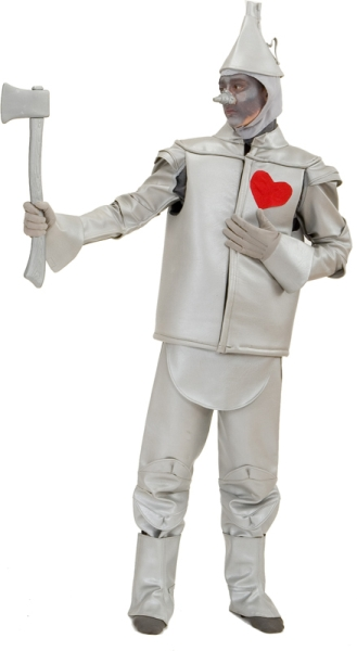 Rental Costumes for The Wizard of Oz - The Tin Man